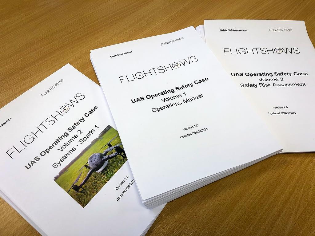 FlightShows OSC